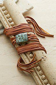 Meadow Wrap Bracelet