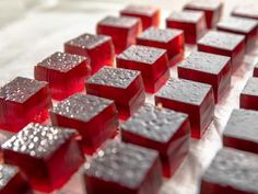 "Cherry Gummies (Double Care Package) - ""The Pioneer Woman"", Ree Drummond on the Food Network. Ree Drummond, Tart Cherry Juice, Cherry Fruit, Fruit Chews, Fruit Snacks, Healthy Snacks, Kid Snacks, Pioneer Woman Recipes, Pioneer Women"