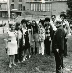 Coeducation :: University Archives