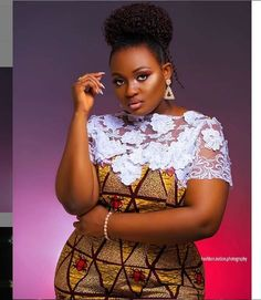 Sweet Ankara Styles to Brighten Your Special Day, Taking acceptable affliction of your ankara appare African Fashion Ankara, Latest African Fashion Dresses, African Print Dresses, African Print Fashion, Africa Fashion, African Dress, Ankara Dress, African Attire, African Wear