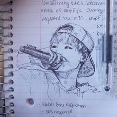 BTS fanart Suga ~ Holy crap why is this so amazing? I can't draw for poop -_-' Pen Sketch, Art Sketches, Bts Suga, Bts Bangtan Boy, Fan Art, Marshmello Wallpapers, Kpop Drawings, People Drawings, Bts Fans