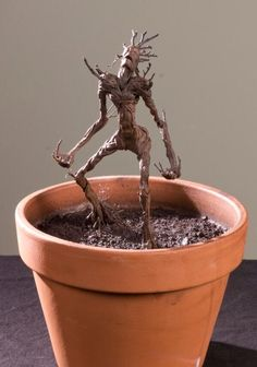 """I AM GROOT!"" (Please water me)"