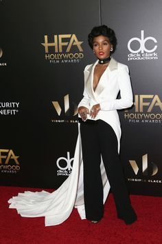 7 Times Janelle Monáe Dressed Like a Damn Queen | http://www.hercampus.com/style/7-best-janelle-monae-outfits-ever