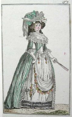 Journal de Luxus, Januar 1789