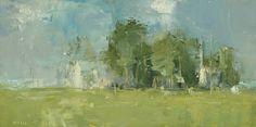 stuart shils . rural landscape