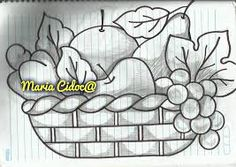 Resultado de imagen para canastas de frutas repujados