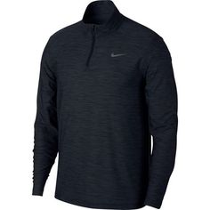 ea91be6d1d1a Nike Men s Breathe Dry 1 4 Zip Training Pullover