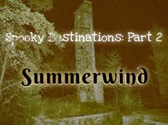We discover the remnants of the ominous Summerwind Mansion in the Northwoods of Wisconsin. Previously known as the Lamont Mansion it is said to have strong paranormal activity.