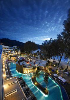 Hard Rock Hotel Penang, Malaysia
