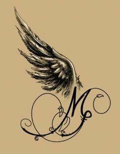 Engelsflügel M - Tattoo Design - My Tattoo Designs - Tattoos Mom Tattoos, Trendy Tattoos, Body Art Tattoos, Tatoos, Design My Tattoo, Wing Tattoo Designs, Feather Tattoo Design, Design Tattoos, Tattoo Hals