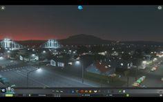 Cities: Skylines — After Dark #1 | Новоград