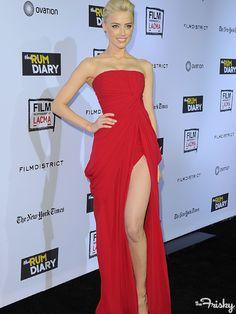 Her 10 Best Looks: Amber Heard