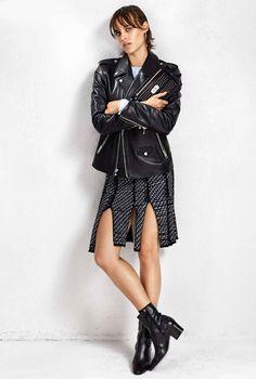 Alana Bunte by Dan Smith for Elle France