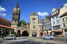 Eisenach, Germany.