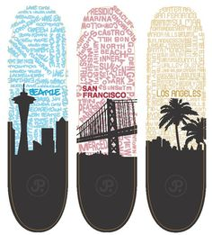 Skateboard Designs on Behance