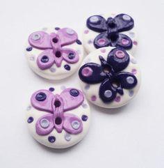 boton button violet