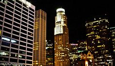 DTLA from the Roof of the Los Angeles Athletic Club