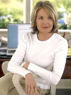Diane Keaton - 'Something's Gotta Give', 2002, Costume Design by Suzanne McCabe.