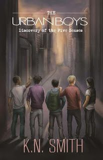 Bookworm for Kids: Review: The Urban Boys by K.N. Smith with Giveaway