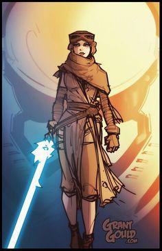STAR WARS The Force Awakens by grantgoboom on @DeviantArt