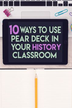With Pear Deck, Im able to bring interaction back into the direct instruction experience. Students ask me when well be doing Pear Deck again, instead of wanting me to ignore direct instruction completely. I consider that a win! 6th Grade Social Studies, Social Studies Classroom, Social Studies Resources, History Classroom, Teaching Social Studies, History Teachers, Teaching History, Classroom Themes, Google Classroom
