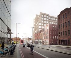 duggan morris architects / blossom street building . london