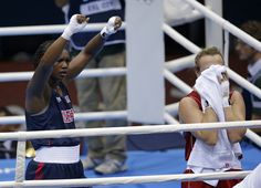 American teen Claressa Shields boxes to gold medal match - CBSSports
