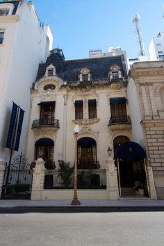 Avenida Alvear 1780, la casa mas linda de Buenos Aires