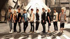 Super Junior  Sexy, free and Single #Leeteuk #Donghae #Yesung #Shindong #Kangin #Eunhyuk #Kyuhyun #Ryeowook #Siwon #Heechul #Sungmin #SUJU #SJ