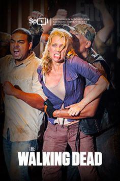 The Walking Dead - Andrea...