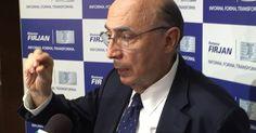 Meirelles descarta a possibilidade de intervenção federal no Rio de Janeiro