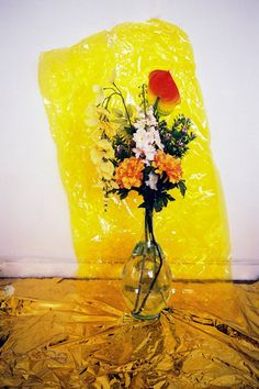 I am losing it for this photographer Nico Krijno right now Mood Images, Still Life Art, Still Life Photography, Mellow Yellow, Aesthetic Pictures, Graphic Design Illustration, Flower Vases, Art Direction, Photos
