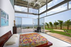 Mecano House in Costa Rica. wow!
