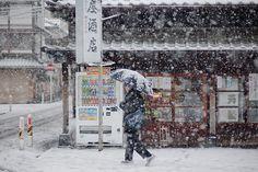 Frozen Tokyo