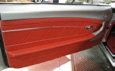 Custom Car Interior, Truck Interior, Gray Interior, Interior Door, Interior Ideas, Camaro Interior, Car Interior Upholstery, Custom Camaro, Tony Perry