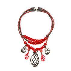 Gaultier Crochet Jewelry