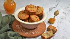 Briose fara gluten si fara zahar Sin Gluten, Lidl, Macarons, Deserts, Muffin, Healthy, Breakfast, Recipes, Food