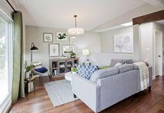 Jillian Harris Living Room
