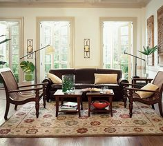 Living Room On Pinterest Eclectic Room Leather