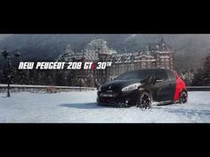 30 лет назад для рекламы Peugeot 205 был снят ролик, в котором машина скрывается от погони военного самолета. Современный ролик на ту же тему снят с Peugeot 208 GTi.