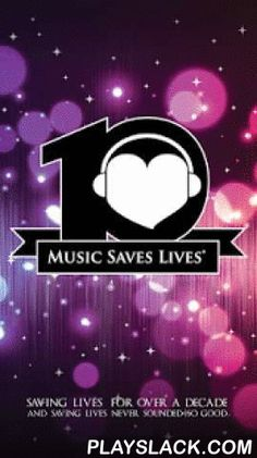 Music Saves Lives  Android App - playslack.com , Music Saves Lives has been saving lives for over a decade. This life-saving app has a streamlined a way for blood donation and marrow registry giving the opportunity to get VIP.Our app gives you an easy way to stay updated and get involved in events, concerts and volunteer opportunities.