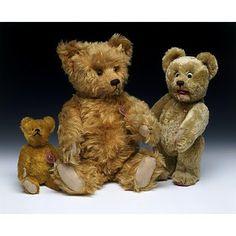 Teddy bear | Schuco, Schreyer & Muller | V Search the Collections