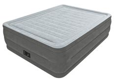 Most Comfortable Air Mattress Intex Comfort Plush Elevated Dura-Beam Airbed, Bed Height 22, Queen