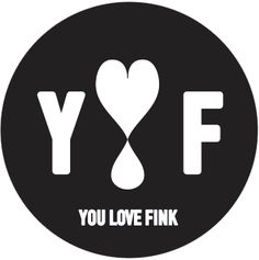 YOU LOVE FINK #type #typography #design #graphicdesign