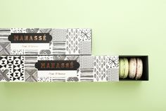 Manassé's branding sports pastry inspired palette that looks good enough to eat | Creative Boom
