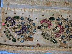 Old towel from Prizren - detail Пешкир из Призрена-детаљ http://ibty.in/5vRn8T