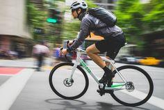 自転車を通勤ツールとして使う人に!