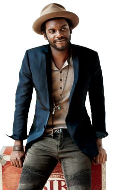 Gary Clark Jr. menswear, men's fashion and style