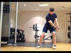 20 Minute Golf Workout 2 - YouTube