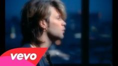 bed of roses bon jovi official video - YouTube